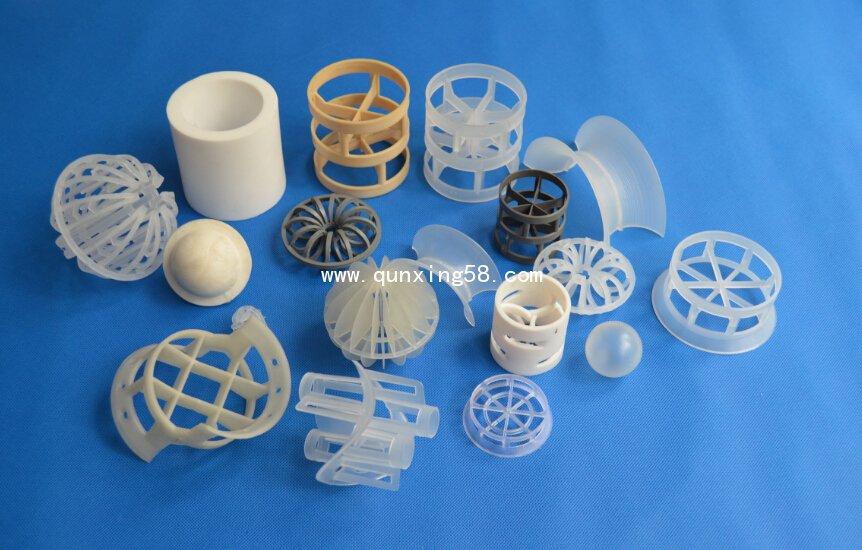 塑料矩鞍环|塑料鲍尔环|塑料拉西环