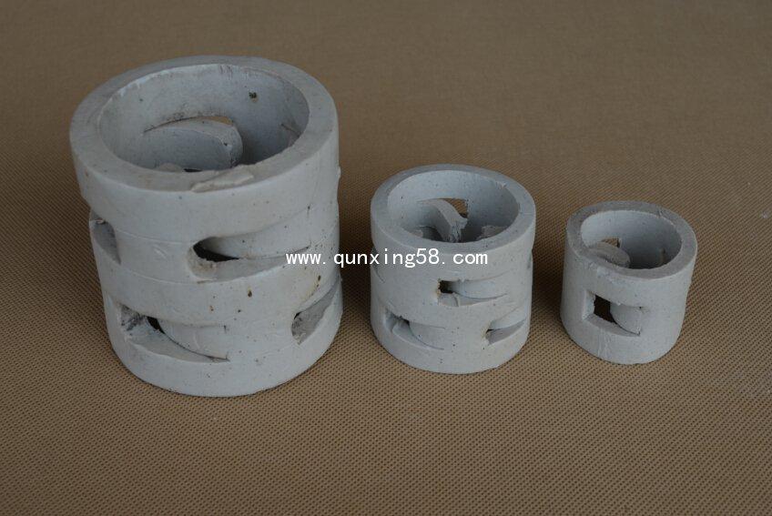 陶瓷矩鞍环|陶瓷鲍尔环|陶瓷拉西环